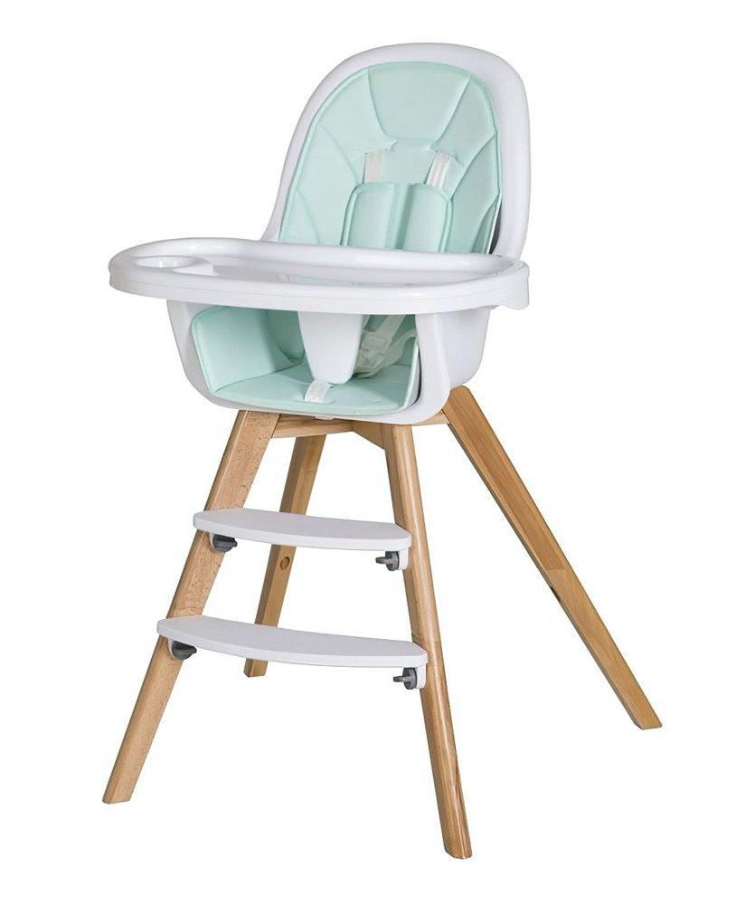 Chaise haute bébé : Tests et avis sur les meilleurs modéles de 6