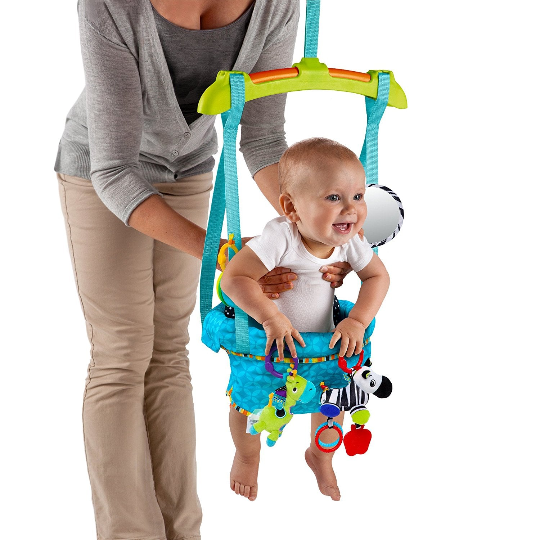 Sauteur bébé présentation