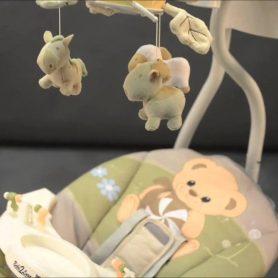 balancelle bébé présentation