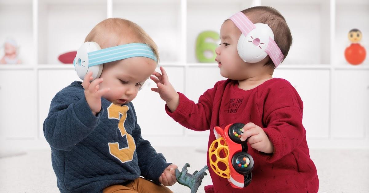 Casque bébé anti bruit