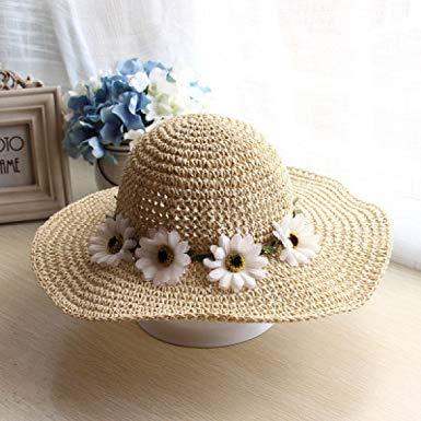 Chapeau de plage bébé - 8