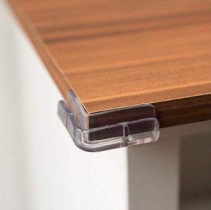 Protection coin de table - 11