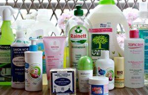 écoblanchiment des produits bébé