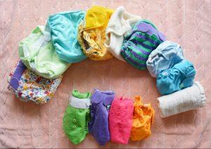 Couche bébé lavable - 6