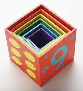 Cube à empiler bébé - 4