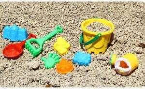 Jouet de plage bébé - 6