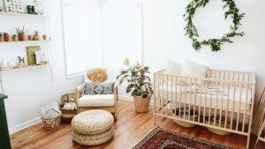 chambre d'enfant écologique