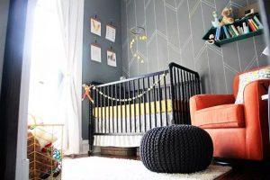 couleur de la chambre d'enfant
