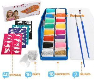 Kit de maquillage pour enfant - 6