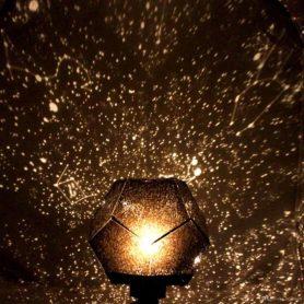Veilleuse projection d'étoiles - 9