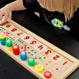 jeux mathématiques bébé