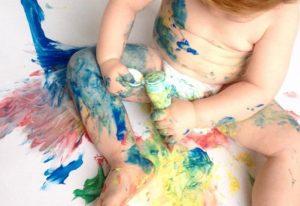 peinture au doigts - 3