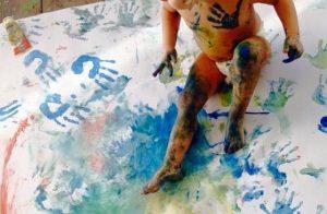 peinture au doigts - 4