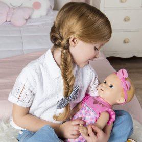 poupéee interactive