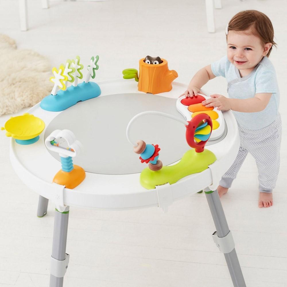 table d'activité bébé
