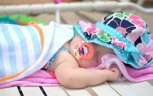 Crème solaire bébé - 3
