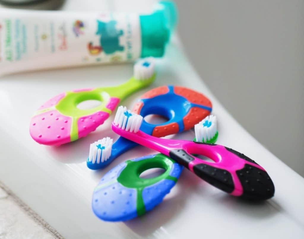 Brosse à dents bébé - image