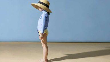 Tee Shirt Anti UV pour enfant