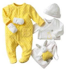 Choisir un kit naissance