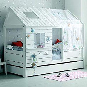 types de lits cabane