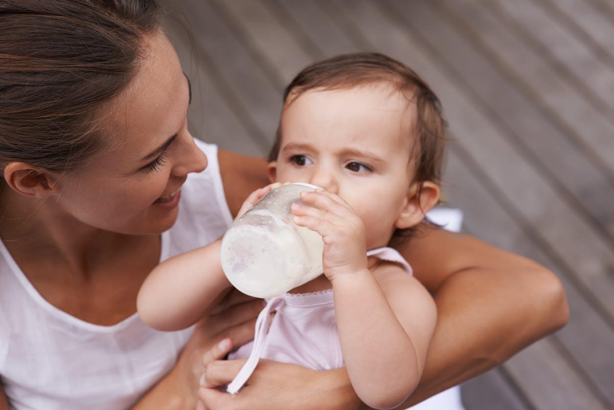 meilleur lait croissance