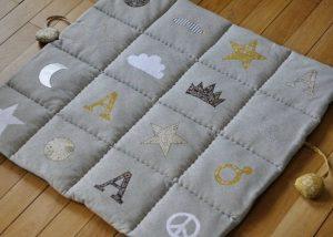 Pourquoi acheter un tapis parc bébé