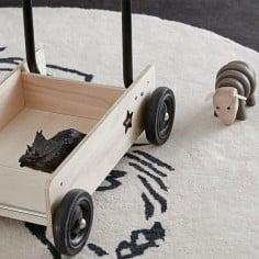 Pourquoi utiliser un chariot de marche bébé