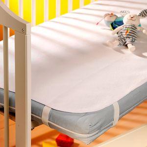Que vaut exactement un protège-matelas bébé