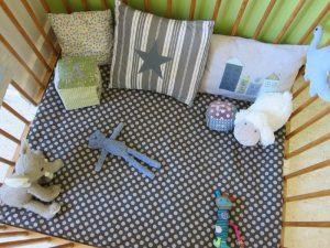 Qu'est-ce qu'un tapis parc bébé