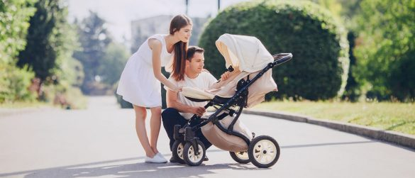 transport bébé